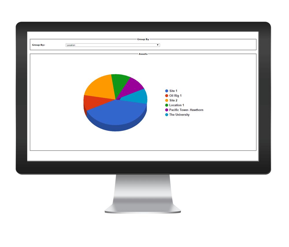 Inspection desktop software
