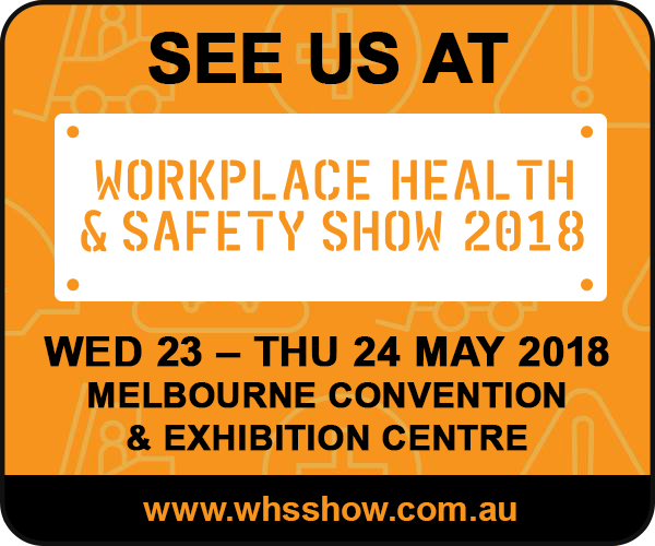Workplace health & safety show 2018